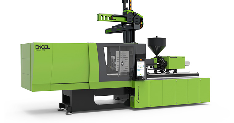 Engel 220T injection moulding machine